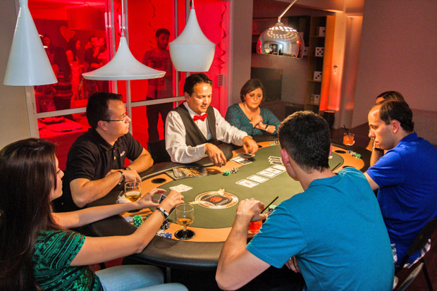 Gafisa Open House Poker Experience